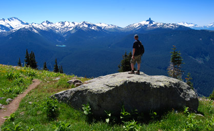 Top 5 Whistler Hikes