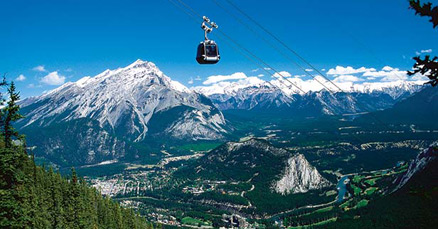 Last chance for Banff Gondola & Sightseeing Tour