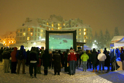 Whistler Film Festival - Dec 3-6 2009